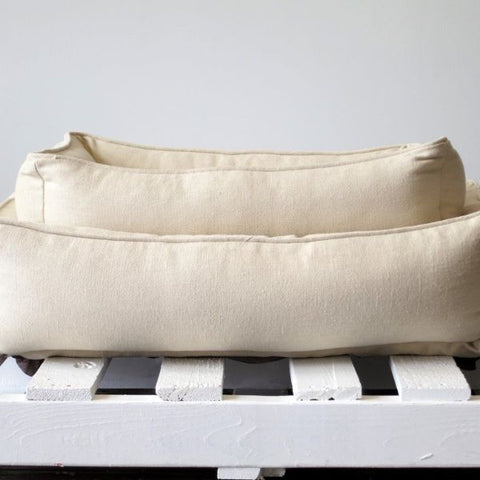 Exclusive and luxurious modern dog bed