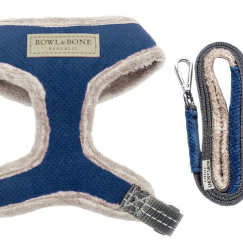 Harness - Winter Candy Blue
