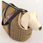 Sidworth Scottish Tweed Carrier