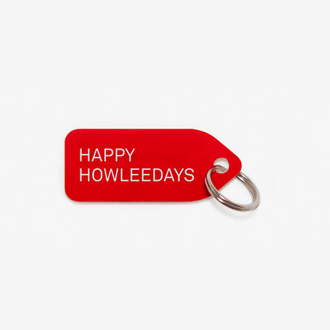 Collar Charm - Happy Howlee-days