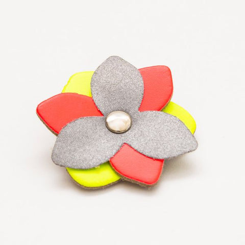 Reflective Flower - Multi Colour