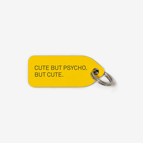 Collar Charm - Cute but psycho. But cute.