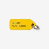 Collar Charm - Sorry not sorry