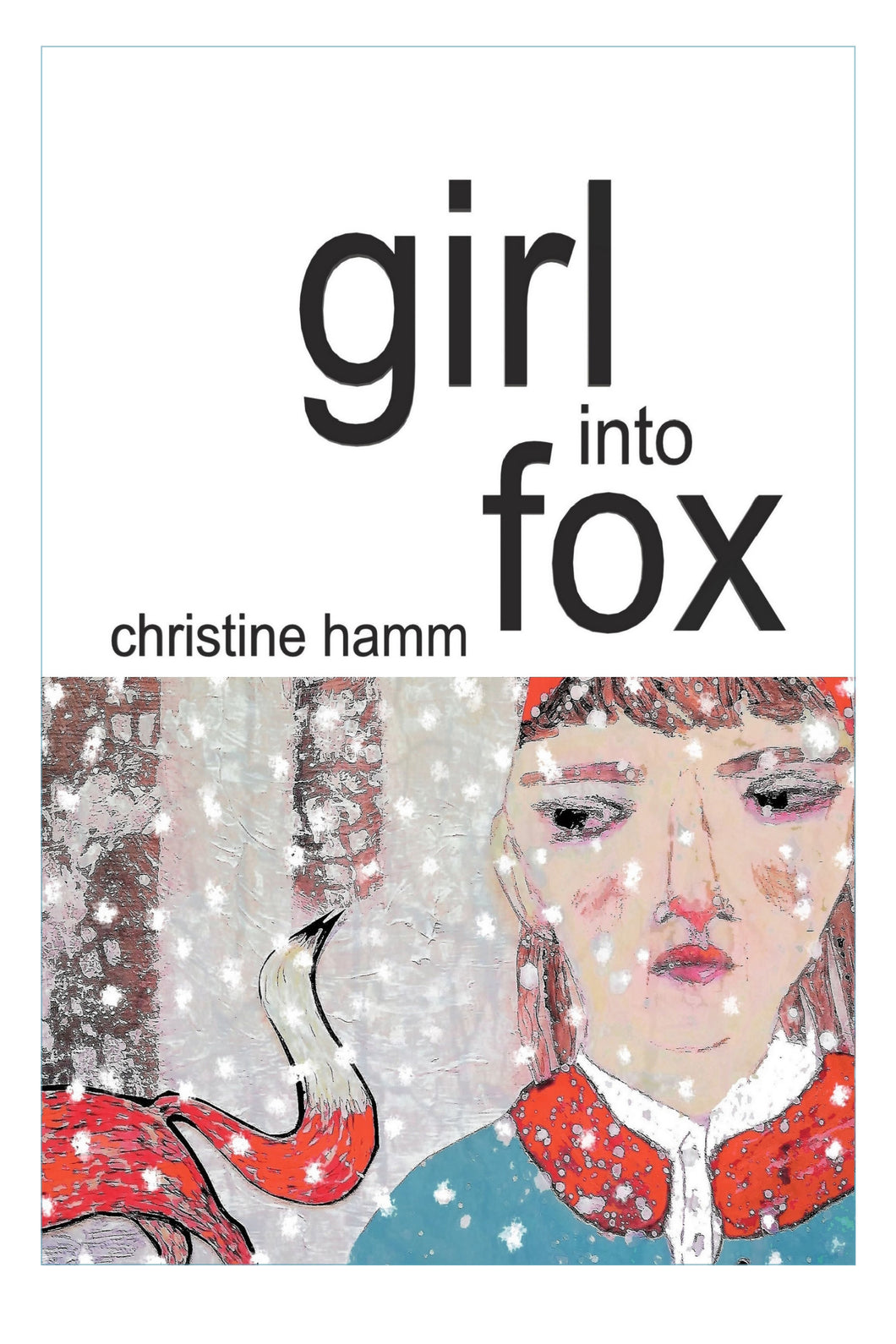 Girl into Fox