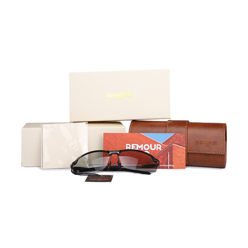 MOODEAR - Photochromic Polarized Sunglasses