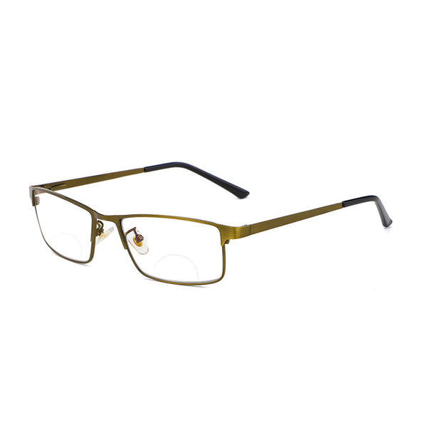 WELDI - Photochromic Bifocal Glasses Presbyopic Sunglasses