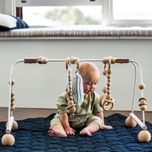 Abacus Play Gym - FRAME ONLY
