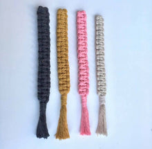 Set of 5 Macrame Play Gym Toys