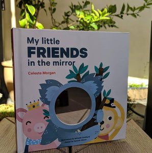 My Little Friends in the Mirror Book