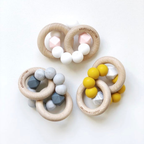 Double Ring Teether