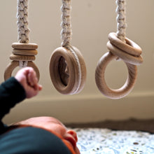 Single Macrame Play Gym Toy