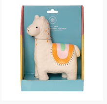 Lili Llama Rubber Teether