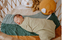 Stretchy Cotton Swaddle Blankets