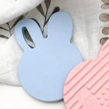 Bunny Silicone Teething Disc