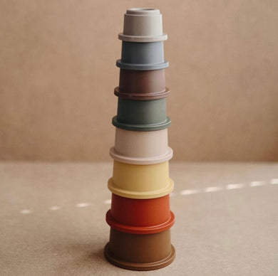 Stacking Cups (new retro color) - PRE-ORDER