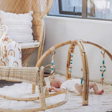 Rattan Play Dome - FRAME ONLY