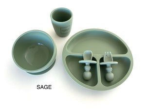 Silicone Boxed Dinnerware Set