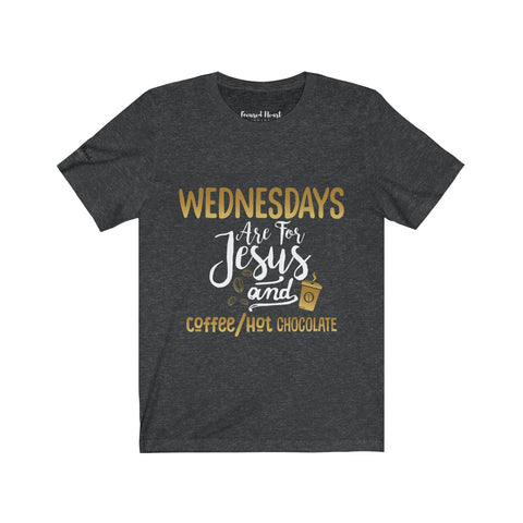 JW Unisex SL Tee - Focused Heart Apparel