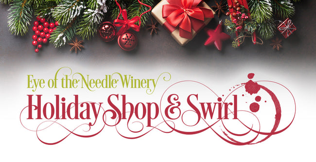 Saturday, November 23rd - Holiday Shop & Swirl