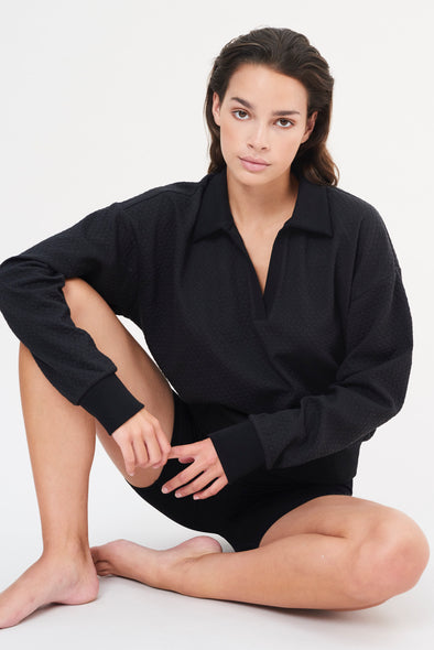 CAMILLA Sweater - Charcoal