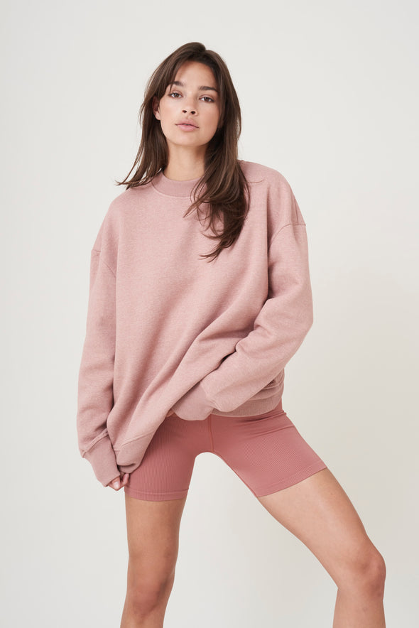 KYLIE Sweater - Clay Pink