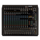 RCF F 16XR 16-CHANNEL MIXING CONSOLE WITH MULTI-FX & RECORDING