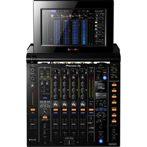 Pioneer DJ DJM-TOUR1 - Tour System 4-Channel Digital Mixer with Fold-Out Touch Screen