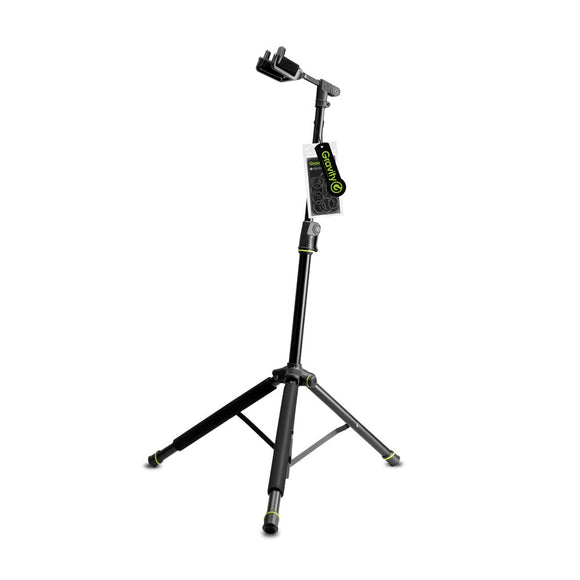 Gravity GR-GGS01NHB Foldable Guitar Stand with Neck Hug