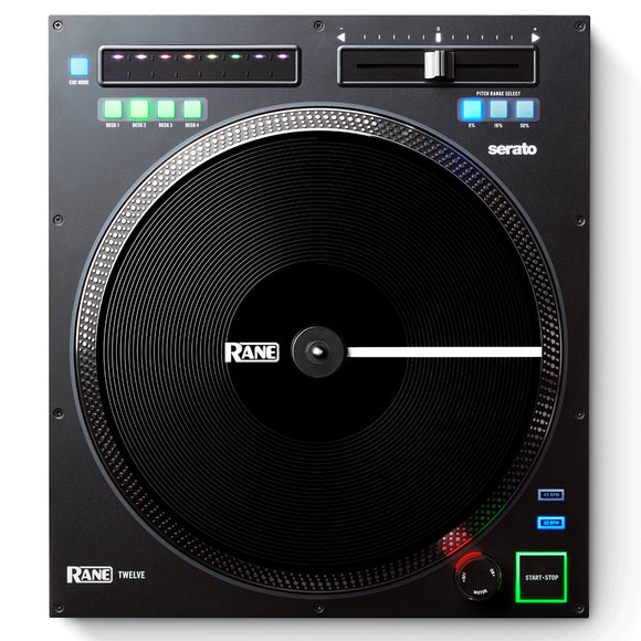 "RANE DJ Twelve - Motorized 12"" High-Torque Controller"