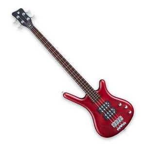 Warwick Rb Corvette $$ 4 Red Oil Updated Wenge Fingerboard