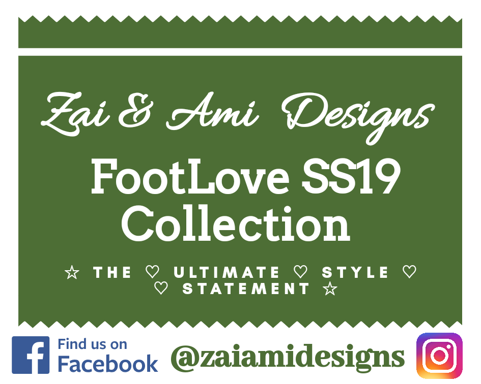 FootLove SS19 Collection