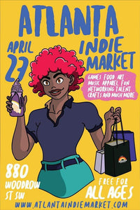 Atlanta Indie Market Pop Up