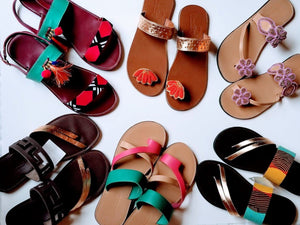 Sandals And Gladiators - Zai & Ami Designs