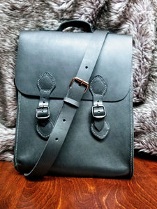 Black Crossbody Shoulder Bag - Zai & Ami Designs