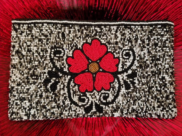 Hand Beaded Clutches