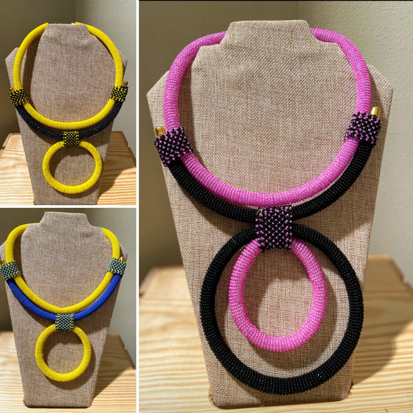 Cicle of Life Khanga Necklace
