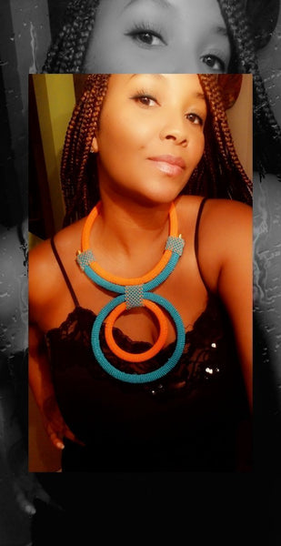 Infiniti Khanga Necklace - Zai & Ami Designs