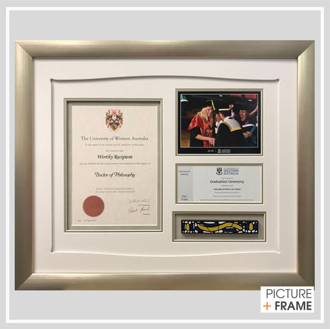 Frame your achievements