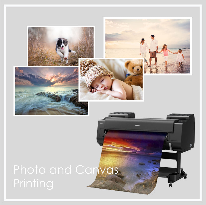 Digital Photo and Canvas Printing