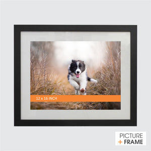 12 x 16 Inch Ready Made Wall Frame - Picture Framer Perth