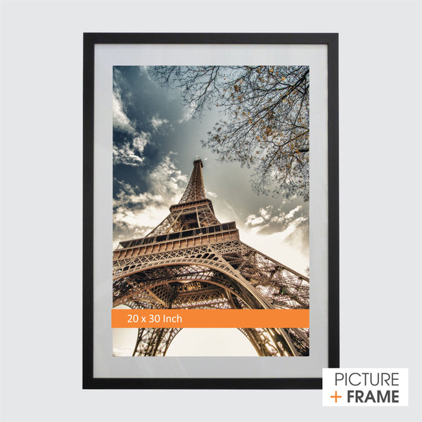 20 x 30 Inch Ready Made Wall Frame - Picture Framer Perth