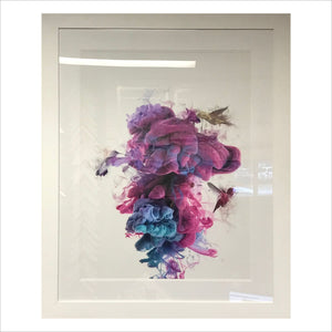 3 Hummingbirds - Picture Framer Perth
