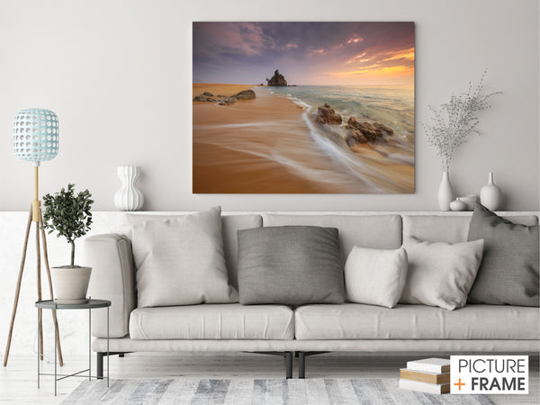 Print & Frame Canvas - Picture Framer Perth