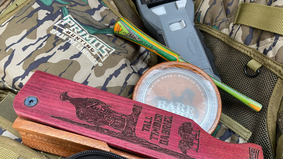 Turkey Tools You Should Have in Your Vest