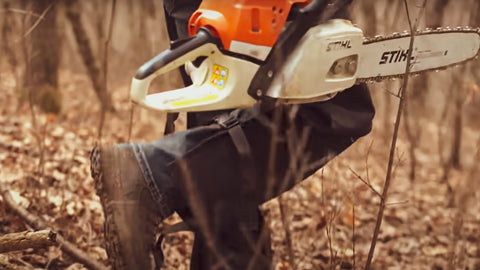 Laying down some mature trees across the property you hunt can enhance access concealment, bedding and cover, as well as browse opportunities for deer.