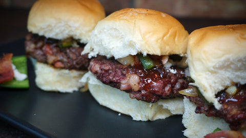 Looking to change things up with your ducks? Try these Duck Popper Sliders.