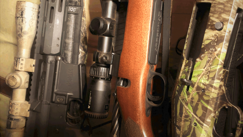 Make sure you have a gun that is perfectly suited for the location you're hunting.