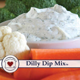 Country Home Creations Dip Mixes