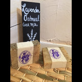 Lavender Soap Bars