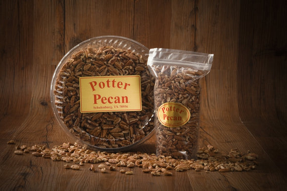 Shelled Pecan Pieces